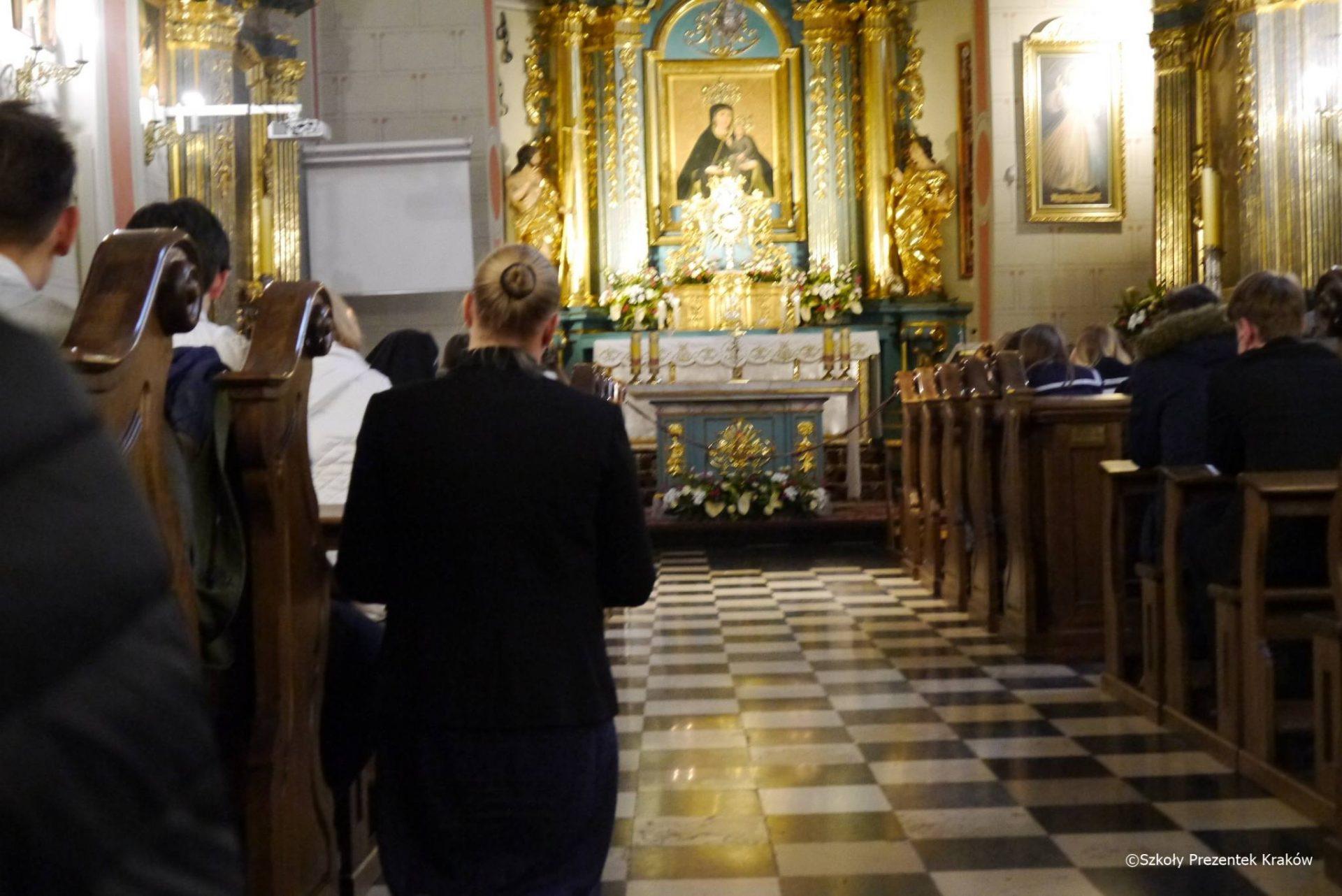 Uroczystość Ofiarowania Najświętszej Maryi Panny