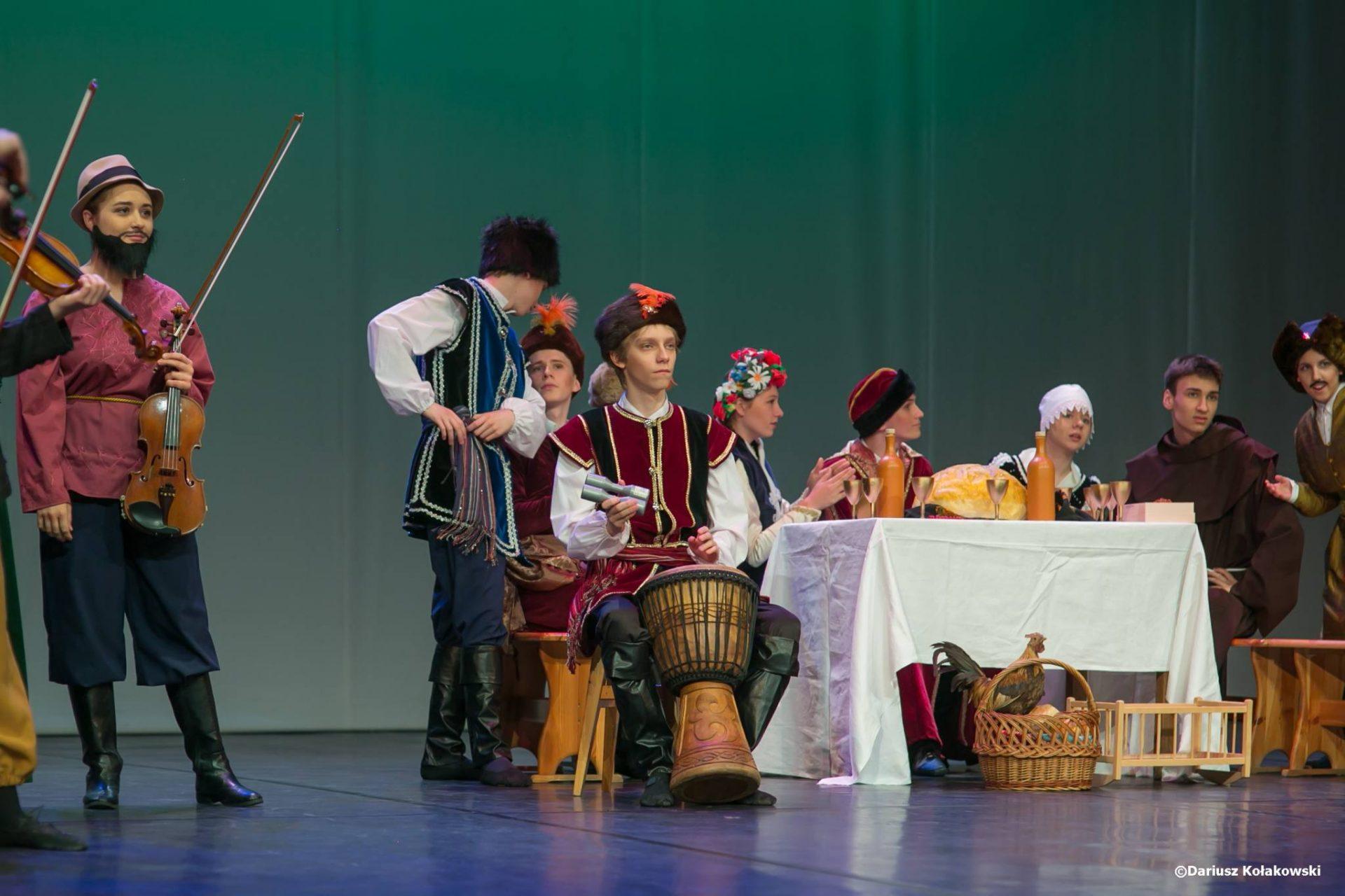 Występ w Kaliszu