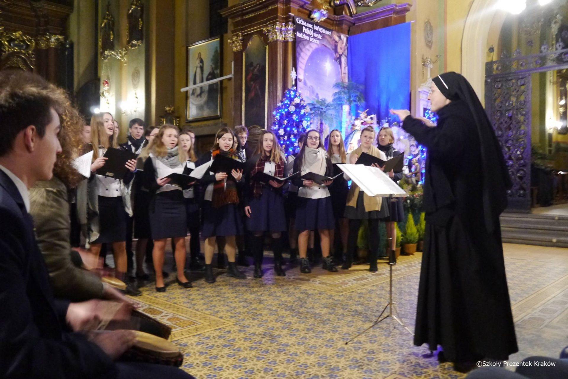 Niezupełnie Spontaniczny Koncert Kolęd i Pastorałek