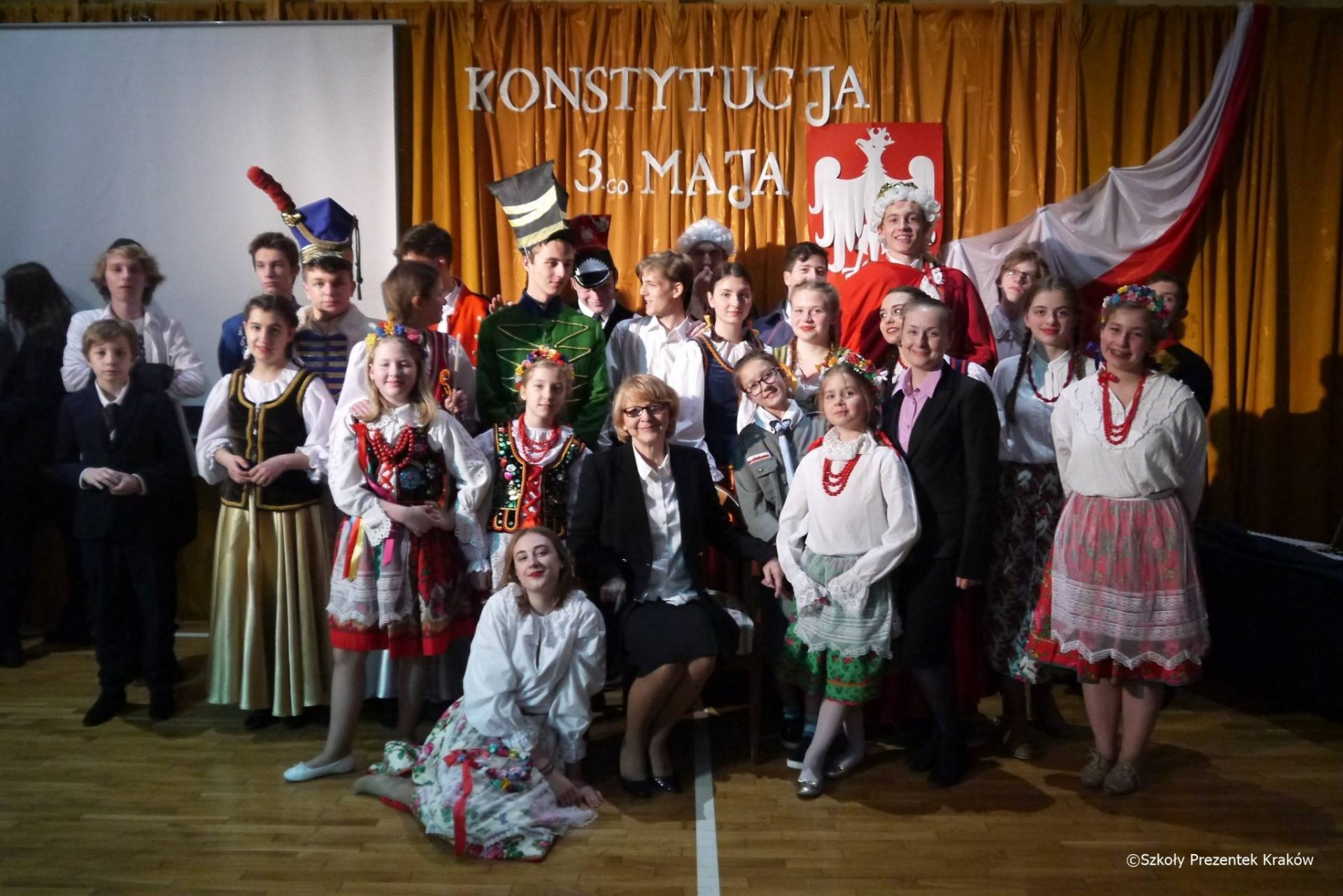 """""""Wiwat Król, wiwat Sejm, wiwat wszystkie Stany!"""""""