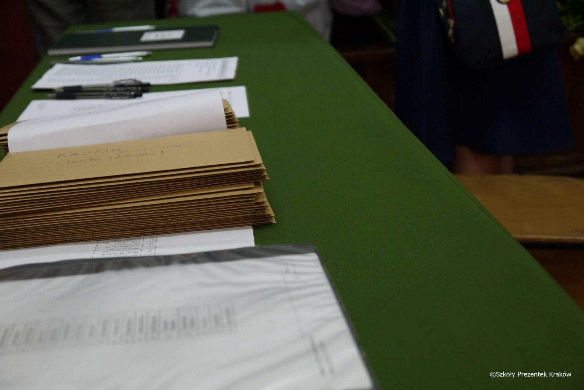 Odbiór dokumentów