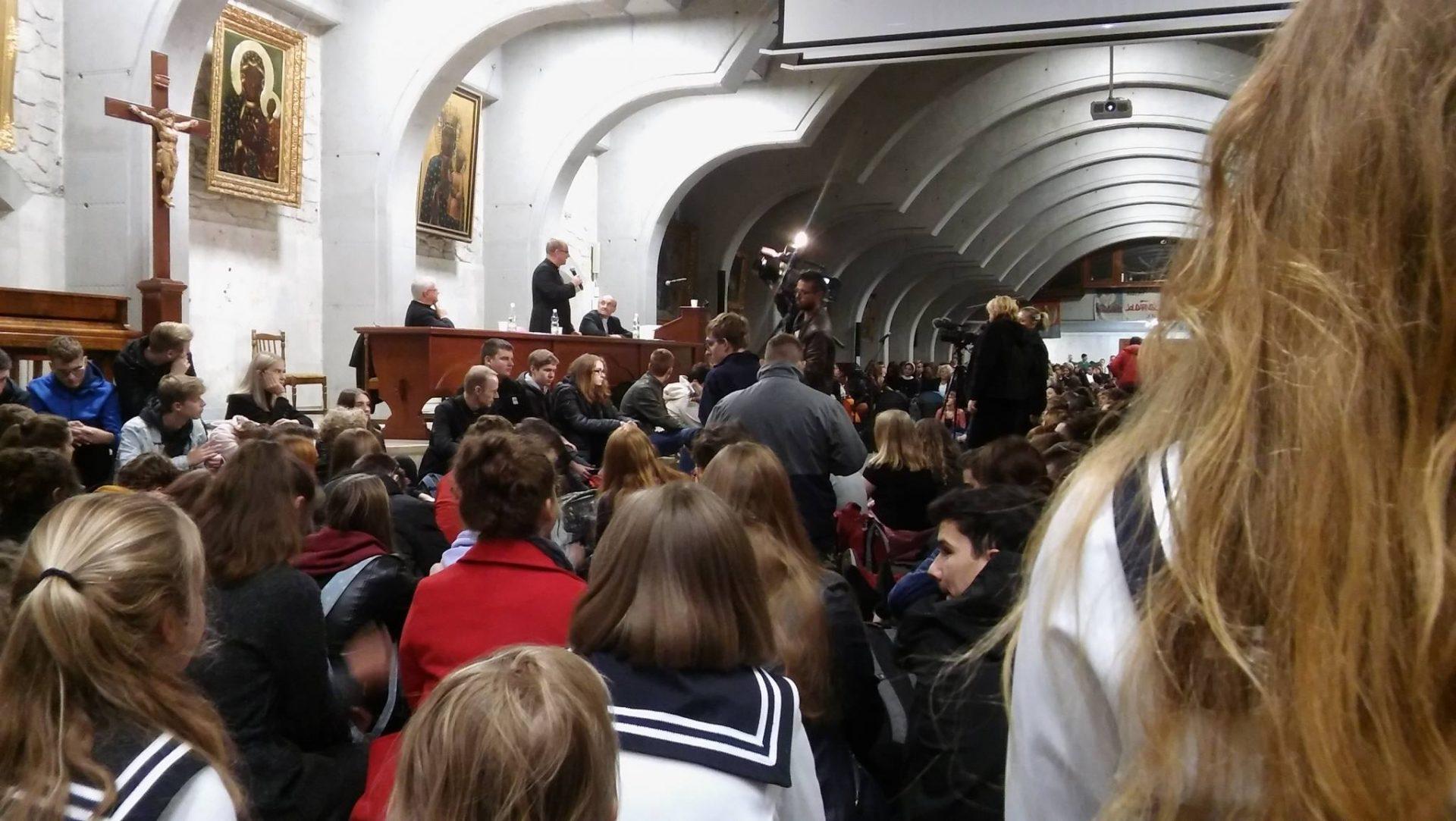 XIX Forum Młodzieży Szkół Katolickich